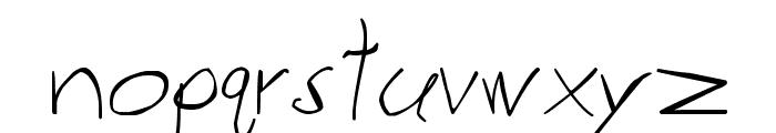 Daniel Sans Font LOWERCASE