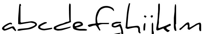 Daniel Font LOWERCASE