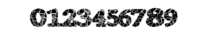 DanishCrack Font OTHER CHARS
