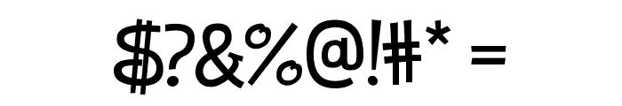 Dan's Disney Font OTHER CHARS