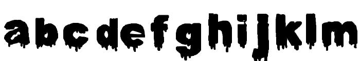 Darah Erc Font LOWERCASE