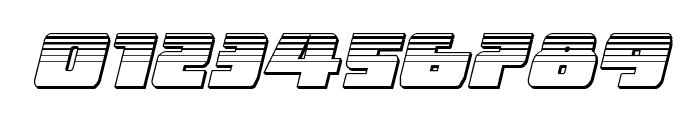 Dark Alliance Platinum Italic Font OTHER CHARS