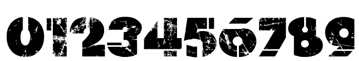 Dark Net Warrior Font OTHER CHARS