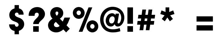 DarkMoonBold Font OTHER CHARS