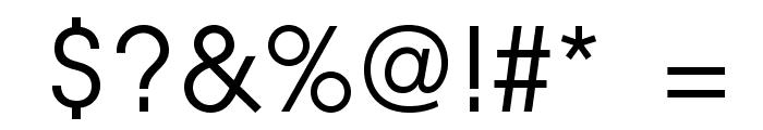 DarkMoonSerifBook Font OTHER CHARS