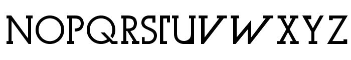 DarkMoonSerifBook Font LOWERCASE