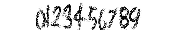 Darkside Font OTHER CHARS
