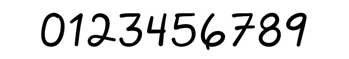 Darla Script Regular Font OTHER CHARS