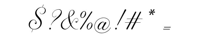 Darleston Font OTHER CHARS