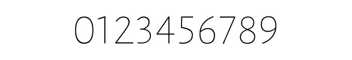 Datalegreya Thin Font OTHER CHARS