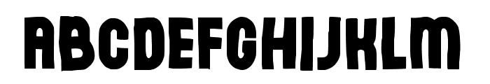 Dave Gridder Font UPPERCASE