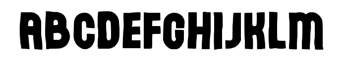 Dave Gridder Font LOWERCASE