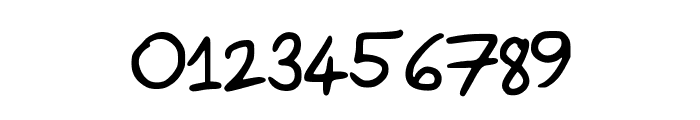 DaveysDoodleface Font OTHER CHARS