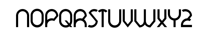 Dawner-Bold Font UPPERCASE