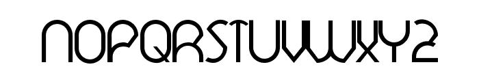 Dawner Font UPPERCASE