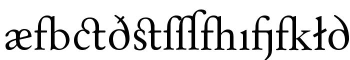 Day Roman - Expert Font LOWERCASE