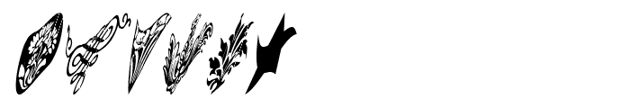 DayTrippin Font UPPERCASE