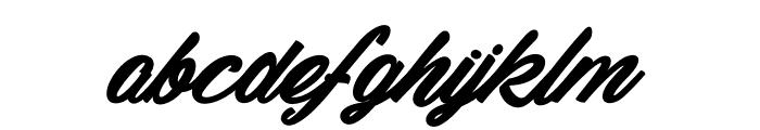 Daylight&Moonlight light_PersonalUseOnly Font LOWERCASE
