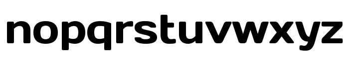 Days Regular Font LOWERCASE