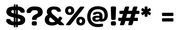 DaysOne-Regular Font OTHER CHARS