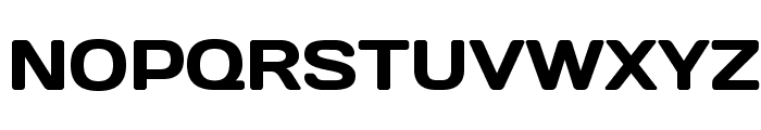 DaysOne-Regular Font UPPERCASE
