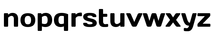 DaysOne-Regular Font LOWERCASE