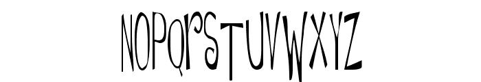 Daytripper Plain Font LOWERCASE