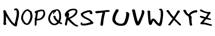 da silvano Font UPPERCASE