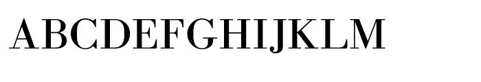 Dahlia Bold Font UPPERCASE