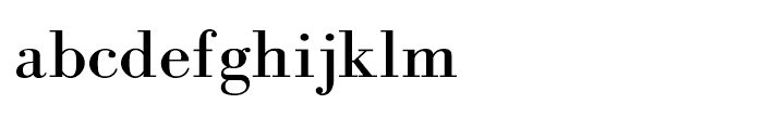 Dahlia Bold Font LOWERCASE