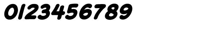 DashDecent Intl Heavy Italic Font OTHER CHARS