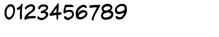 Dave Gibbons Lower Intl Regular Font OTHER CHARS
