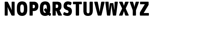 Daytona Condensed Fat Font UPPERCASE