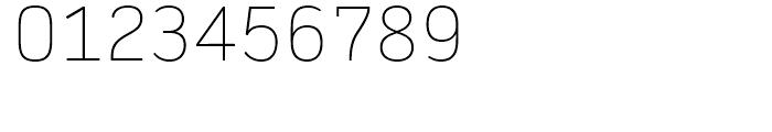 Daytona Thin Font OTHER CHARS