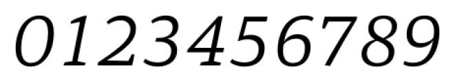 Danton Light Italic Font OTHER CHARS