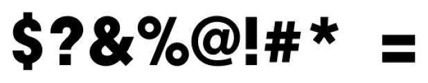 Dark Moon Serif Bold Font OTHER CHARS