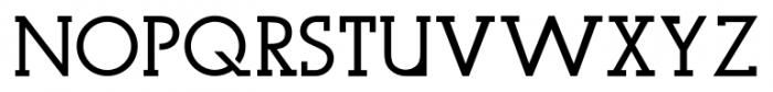 Dark Moon Serif Book Font UPPERCASE