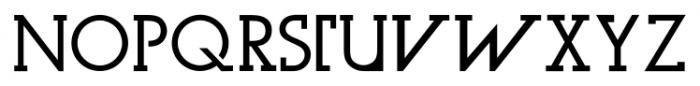 Dark Moon Serif Book Font LOWERCASE