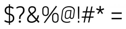 Darwin Alt Extra Light Font OTHER CHARS