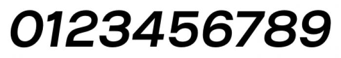 David Medium Italic Font OTHER CHARS