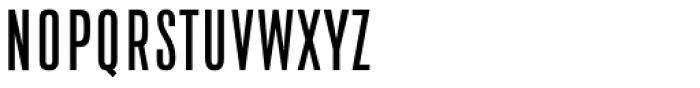 Da Bronx Sans Regular Font UPPERCASE