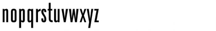 Da Bronx Sans Regular Font LOWERCASE