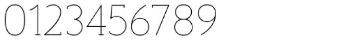 Dada Slab Pro ExtraLight Font OTHER CHARS