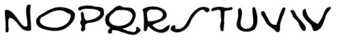 Dai Vernon Direct Font UPPERCASE