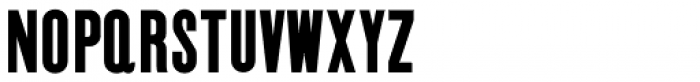 Daily Tabloid JNL Font LOWERCASE