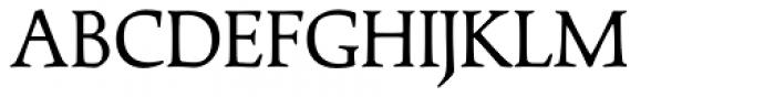 Dair Font UPPERCASE