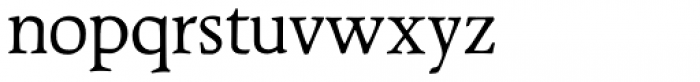 Dair Font LOWERCASE
