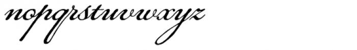 Daisy Lau Font LOWERCASE