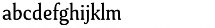 Daito Condensed Regular Font LOWERCASE