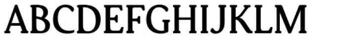 Daito Normal Medium Font UPPERCASE